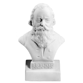 Classical Composers Busts