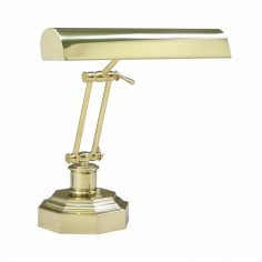 "10"" Grand Piano Lamp - Polished Brass"