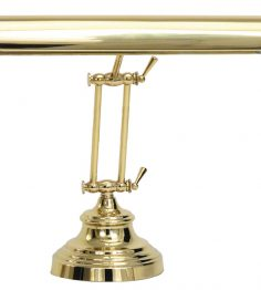 Brass Piano/Desk Lamp